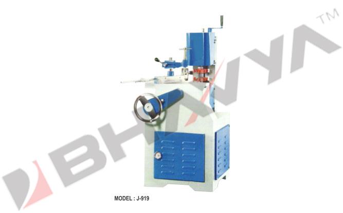 Wood Working Machine (Mortiser - Tenoning Machine)