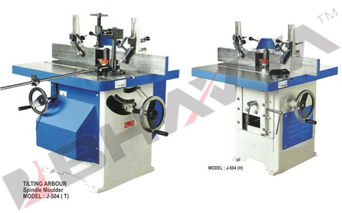 Wood Working Machine (Spindle Moulder)
