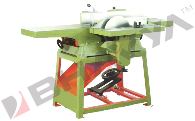 Wood Working Machine (Surface Planers J-107L)